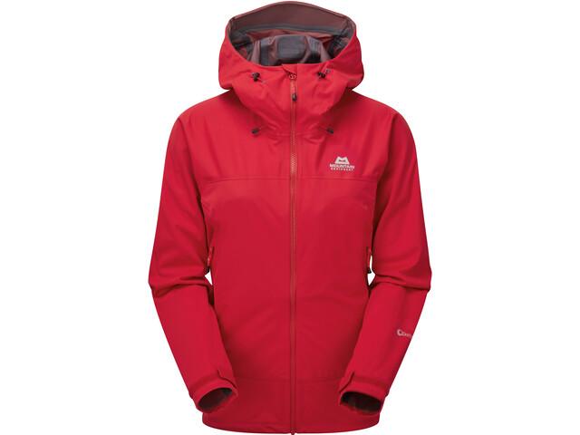 Mountain Equipment Orbital Jacket Women capsicum red